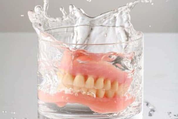 tandlaege, bente canter, tandprotese